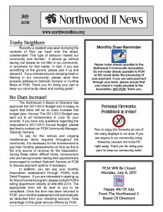 Newsletters - HOA Archives - Page 5 of 6 - Northwood II - Irvine ...