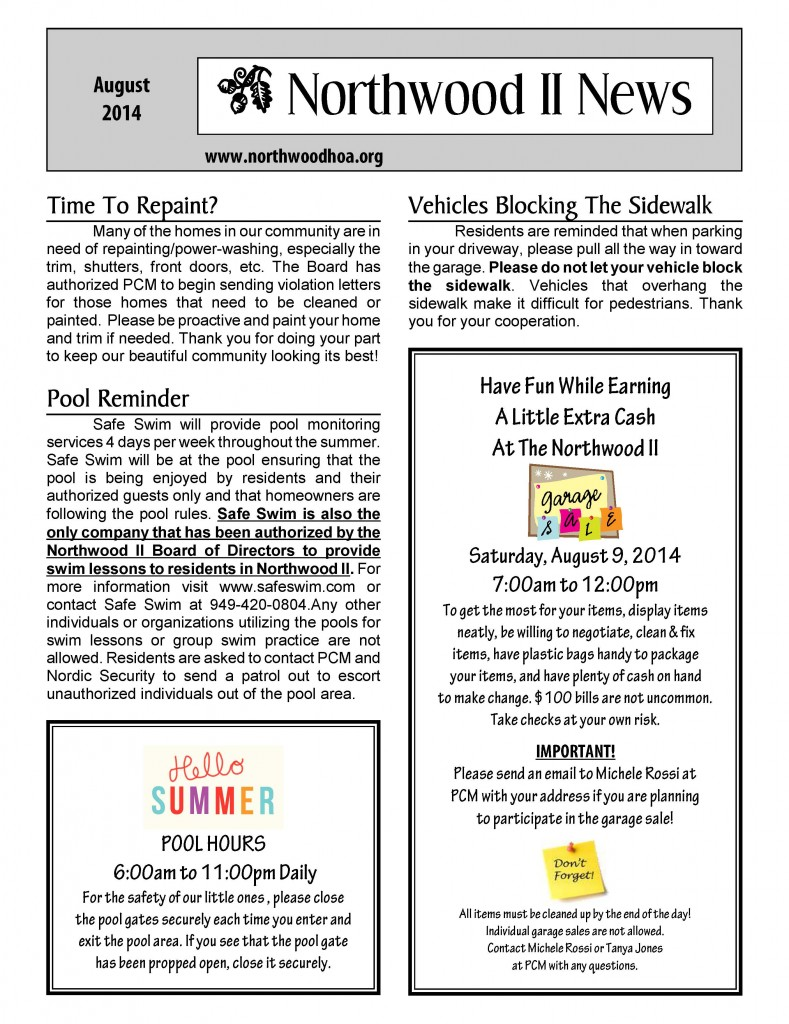 August Newsletter_Page_1